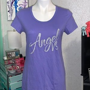 victoria's secret angel nightgown